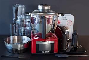 Magimix Cook Expert Ou Thermomix : kenwood cooking chef thermomix ostseesuche com ~ Melissatoandfro.com Idées de Décoration