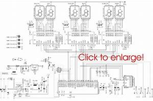 nocrotec x2000 numitron clock With nixie clock circuit