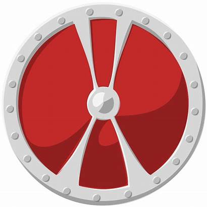 Shield Clip Clipart Round Bouclier Transparent Buckler