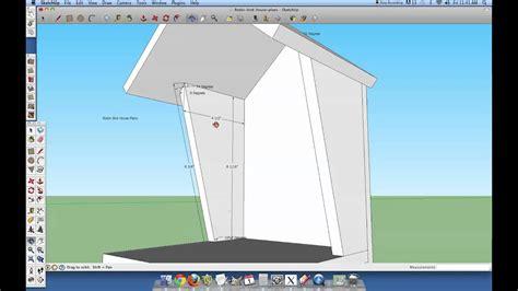 robin bird house plans youtube