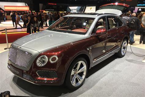 Suv Price by Bentley Bentayga Hybrid Specs Prices News Car Magazine