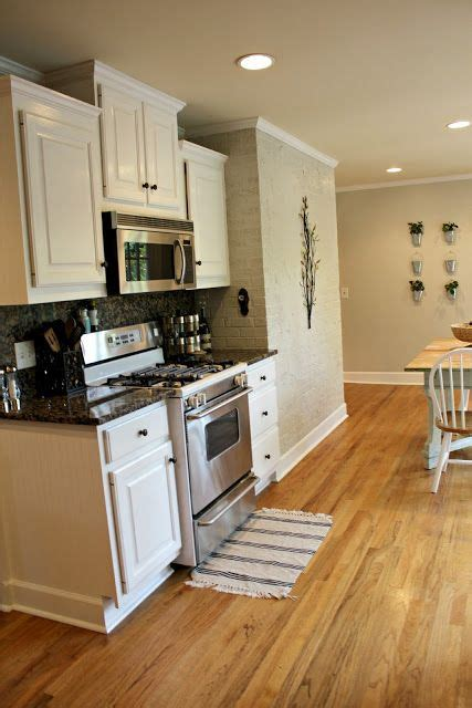 pictures of white kitchen cabinets ten june our house tour projects 9129