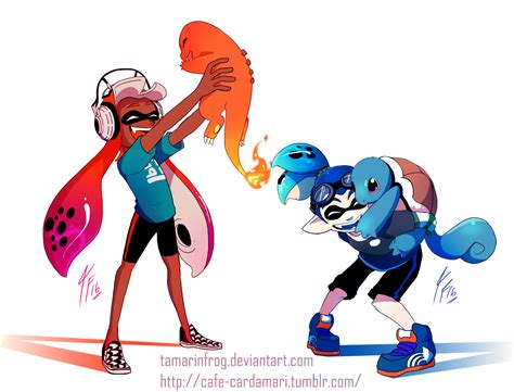 Like No Squid Ever Was By Tamarinfrog On Deviantart