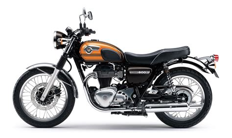 2017 Kawasaki W800 Final Edition  Motorcyclecom News
