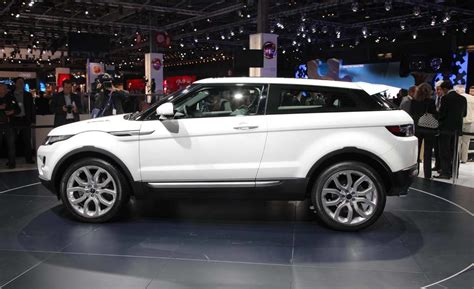 2018 Land Rover Range Rover Evoque 2018 Paris Auto Show News