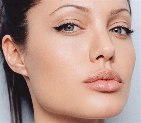 Angelina Jolie's Battle with Stretch Marks and Baby Blues