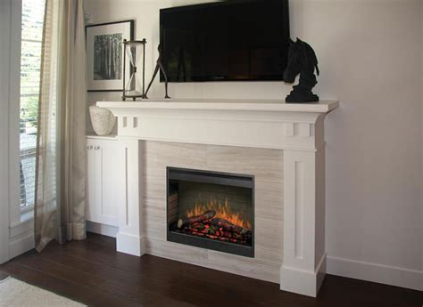 In Electric Fireplace Df2608