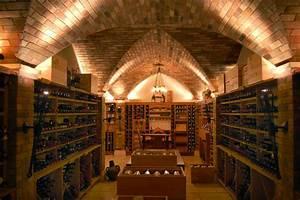 Cave À Vin Enterrée : une grande collection de vins sort du pass ~ Nature-et-papiers.com Idées de Décoration