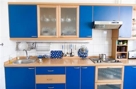 blue kitchen design blue kitchen design instyle fashion one 1732