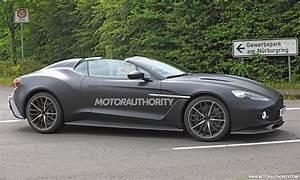 Aston Martin Vanquish 2018 : 2018 aston martin vanquish zagato speedster spy shots ~ Maxctalentgroup.com Avis de Voitures
