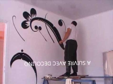 comment dessiner sur un mur de chambre dessin et peinture sur le mur 2