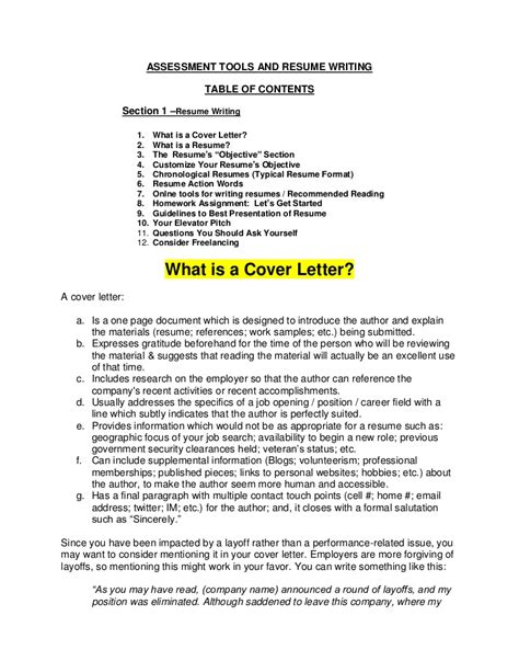 Resume Assignment by Resume Writing Assignment
