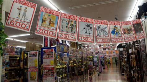 anime japanese online store kaihou souko the massive otaku store in japan