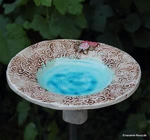 Vogeltränke Selber Machen : keramik vogeltr nke vogelbad t pferwerkstatt pinterest ~ Yasmunasinghe.com Haus und Dekorationen