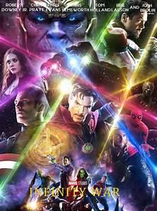 Avengers Infinity War POSTER FAN ART   The Avengers ...