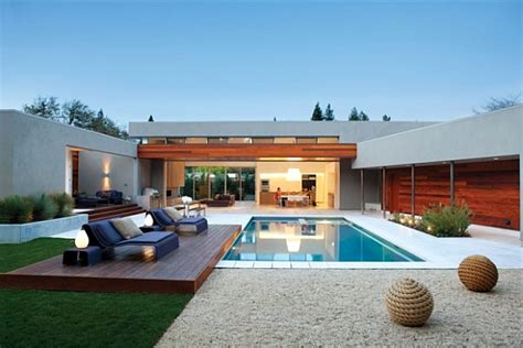 modern house plans with swimming pool creating a backyard oasis 26 sleek pool designs