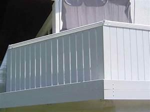 Balkonverkleidung Kunststoff Preise : balkonlatte aus kunststoff 130x25mm wei balkonlatten ~ Watch28wear.com Haus und Dekorationen
