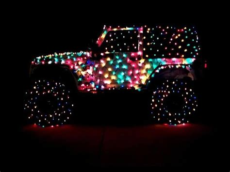 christmas jeep decorations best 25 jeep lights ideas on pinterest jeep grill jeep