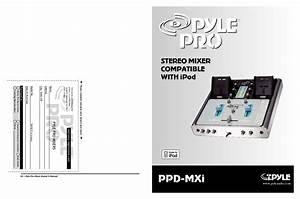 Ppd-mxi Manuals