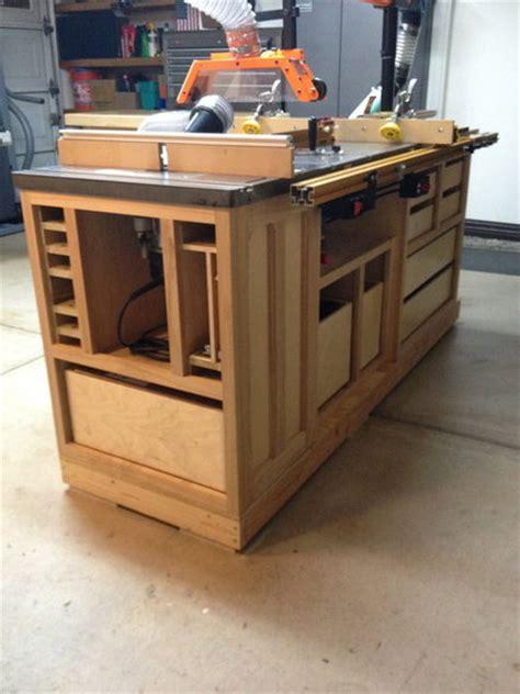 table  cabinet  lorin  lumberjockscom woodworking community
