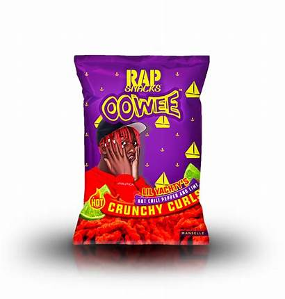 Rap Snacks Wap Chips Fetty Eating Potato