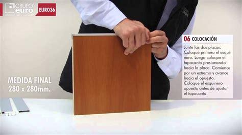 tapacanto aluminio   mm tutorial paso  paso