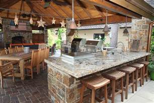 rustic kitchen island plans oklahoma landscape find yourself outside outdoor