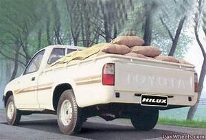 Single Cab Toyota Hilux 4x2 Pickup - General Car Discussion