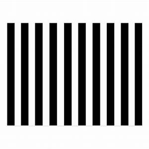 Black White Stripes Vertical Striped Pattern Retro ...