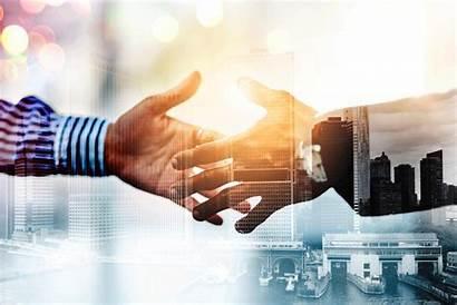 Partnership Partnerships Partners Partner Beyond Collaboration Handshake