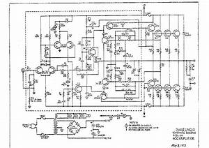 Phase Linear 400 Service Manual Download  Schematics