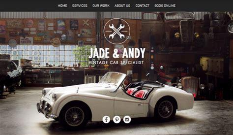 Automotive & Cars Website Templates  Business Wix