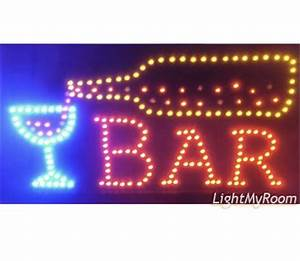 2xhome – LED Bar Sign