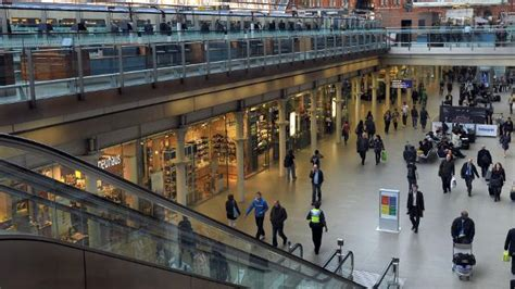 traduire bureau en anglais st pancras international railway station se