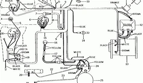 tractor voltage regulator wiring auto electrical wiring diagram