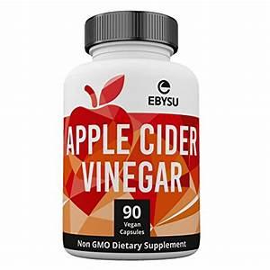 Ebysu Apple Cider Vinegar Capsules