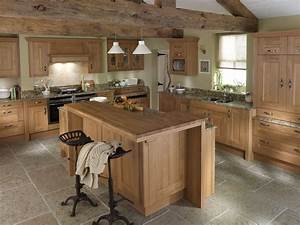 Country Kitchen Ideas With Oak Cabinets — SMITH Design
