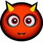 Devil Icon Monster Avatar Halloween Icons Emoticons