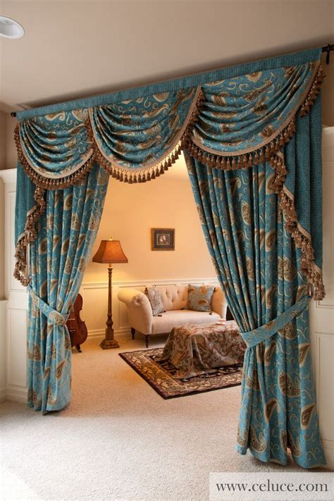Blue Swag Curtains by Pin By Nemia Saldo On Curtain Curtains Drapes Curtains