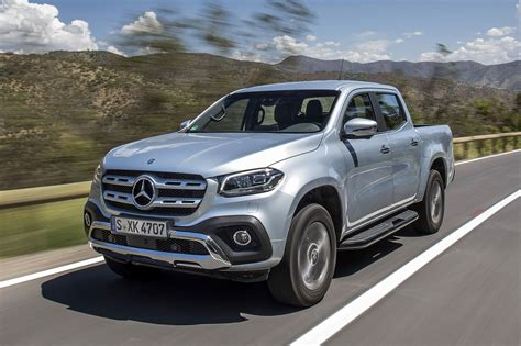 Mercedes X-class Launch Pricing Announced
