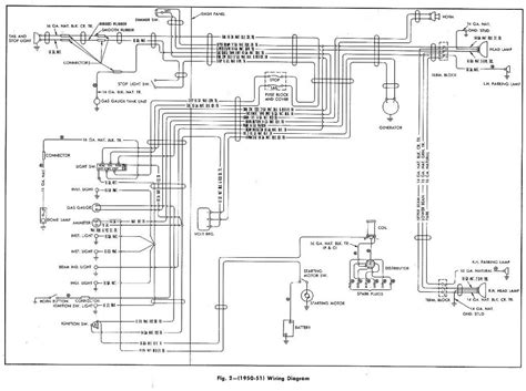 Complete Wiring Diagram Chevrolet Pickup