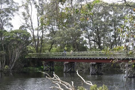 orleans tourism bureau denmark to nornalup including wilsons inlet rail trail