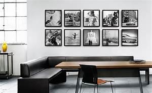 Fotos Aufhängen Schnur : bilder aufh ngen das perfekte arrangement whitewall ~ Sanjose-hotels-ca.com Haus und Dekorationen
