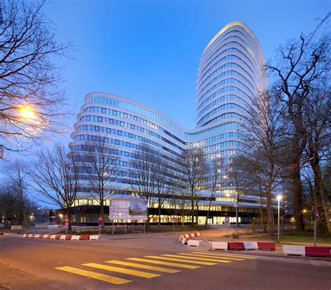 EEA and Tax Offices Groningen, Dutch Tax Offices - e-architect
