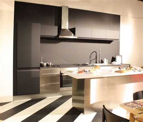 cuisine bois inox best cuisine noir bois inox ideas design trends 2017