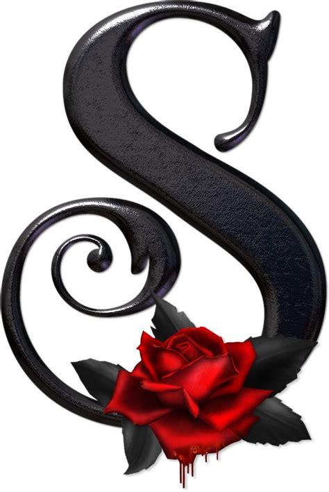 dibujo rosa gotica buscar  google alphabet letters design lettering alphabet art