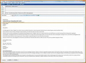 8 email bewerbung muster resignation format With auftragsbest u00e4tigung per email muster