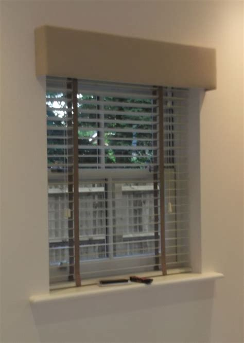 wooden blind   pelmet wooden blinds