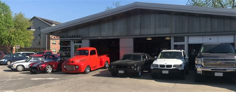 ames auto repair campus garage