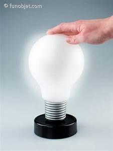 Lampe En Forme D Ampoule : lampe tactile forme ampoule avec ~ Teatrodelosmanantiales.com Idées de Décoration